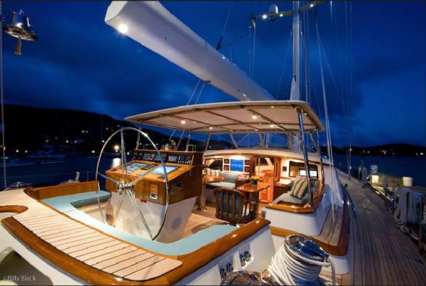 Leavitt & Parris custom marine cushions for your boat