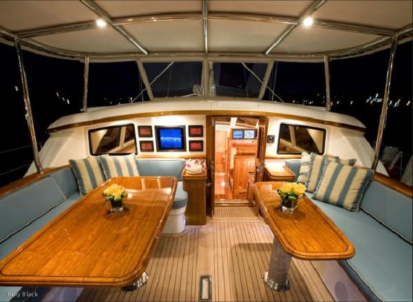 Decorative, custom marine cushions for any boat
