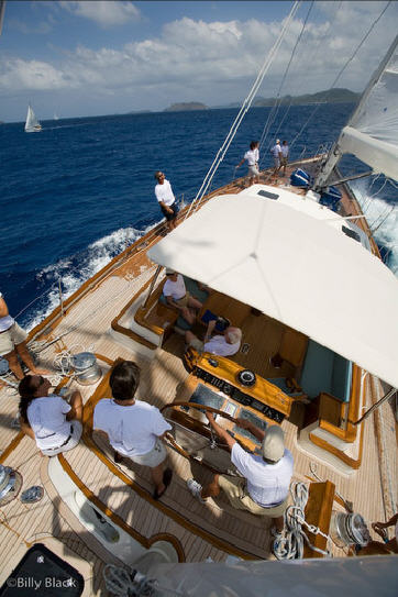 Leavitt & Parris can customize any marine fabric product to fit your needs