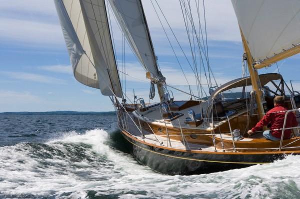 Leavitt and Parris Marine Fabric Product