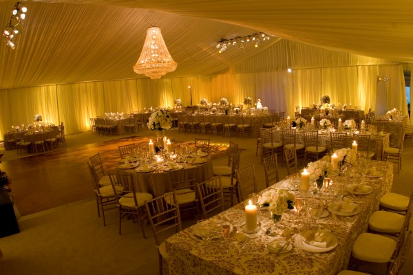 Elegant event decor details by Leavitt & Parris