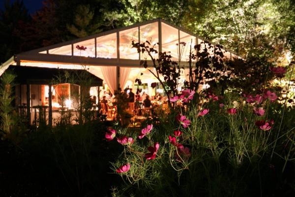 Hidden Pond Kennebunkport wedding, event produced by Leavitt & Parris