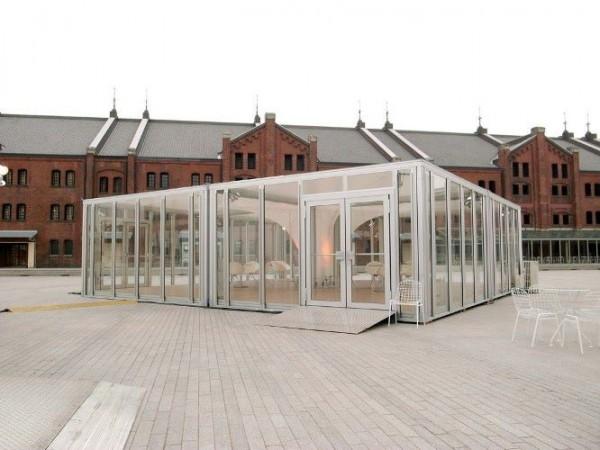 Leavitt & Parris Mobile Modular Marketing and Hospitality Cubes